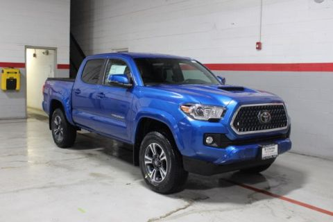 New 2018 Toyota Tacoma V6 TRD Sport Double Cab 4X4 Automatic
