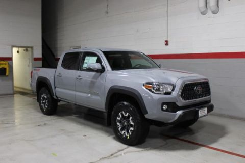 New 2018 Toyota Tacoma V6 TRD OFF-ROAD Double Cab 4X4 Automatic