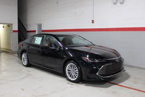 New 2019 Toyota Avalon V6 Limited