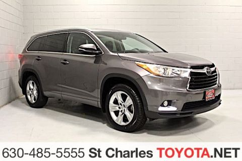 Certified Pre-Owned 2015 Toyota Highlander LIMITED PLATINUM