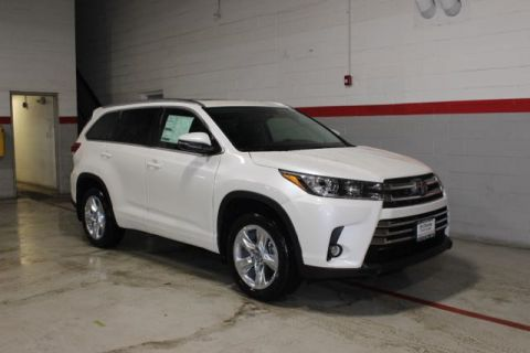 New 2018 Toyota Highlander V6 Limited AWD AWD
