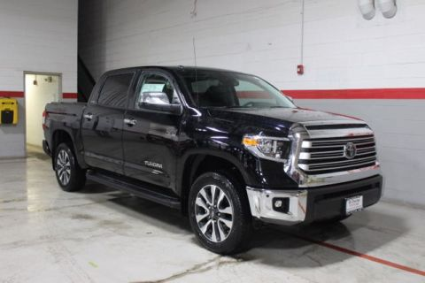 New 2018 Toyota Tundra V8 Large Limited Short Bed Crew Cax FFV 4X4