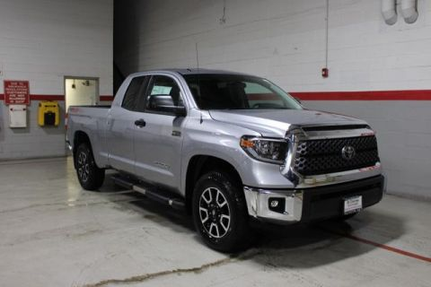 New 2018 Toyota Tundra V8 Large SR5 Double Cab FFV 4X4