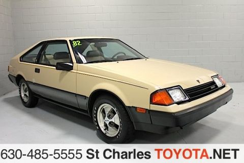 Pre-Owned 1982 TOYOTA celica base