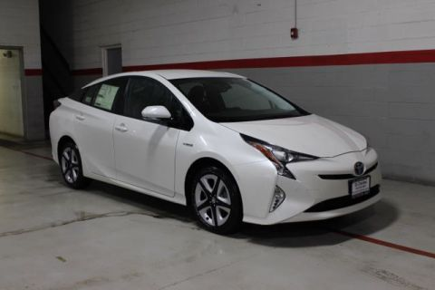 New 2018 Toyota Prius Hybrid Four Touring