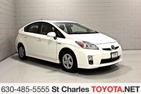 Pre-Owned 2010 Toyota Prius TWO