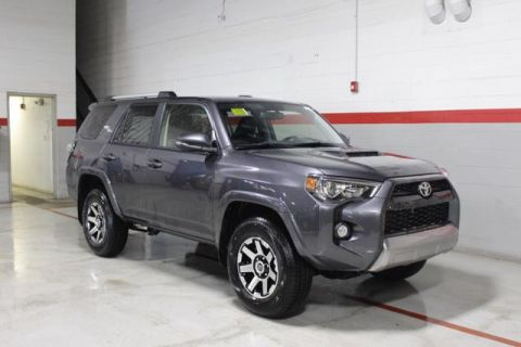 New 2017 Toyota 4Runner V6 TRD OFF ROAD PREMIUM 4X4
