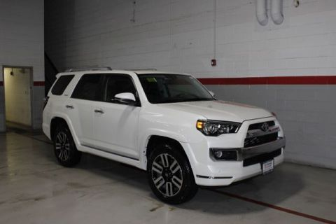 New 2017 Toyota 4Runner V6 Limited 4X4
