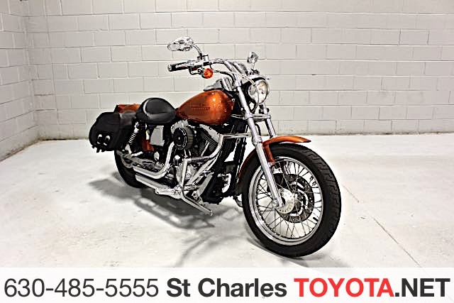 Pre-Owned 2001 Harley davidson Bike