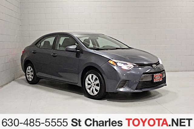 Certified Pre Owned 2016 Toyota Corolla Le