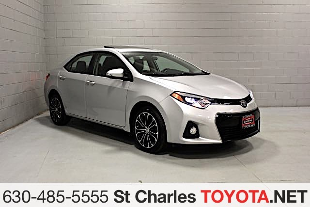 Certified Pre Owned 2016 Toyota Corolla S Plus