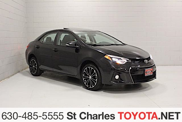 Certified Pre Owned 2016 Toyota Corolla S Premium