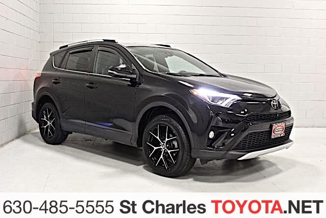 Certified Pre Owned 2016 Toyota Rav4 Se Awd