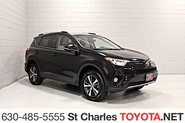 Certified Pre Owned 2016 Toyota Rav4 Xle