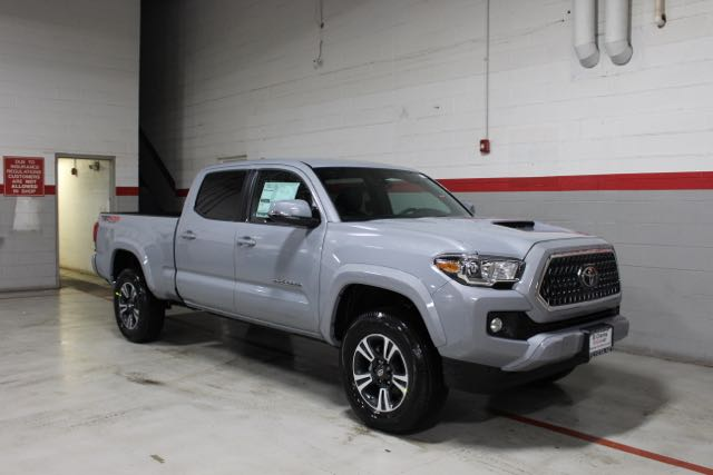 New 2019 Toyota Tacoma V6 Trd Sport Dbl Cab Long Bed 4x4