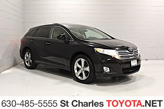 Pre-Owned 2010 Toyota Venza ltd