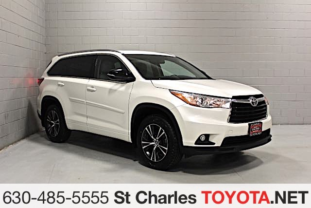 Certified Pre Owned 2016 Toyota Highlander Xle