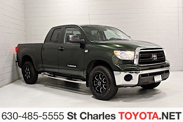 Pre Owned 2010 Toyota Tundra Sr5 Truck In Saint Charles 39359b 690