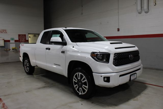 New 2019 Toyota Tundra V8 Sr5 Double Cab 4x4 Truck In Saint Charles