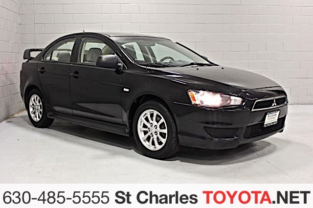 High Quality Pre Owned 2011 Mitsubishi Lancer ES