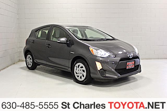 Certified Pre-Owned 2016 Toyota Prius C ONE
