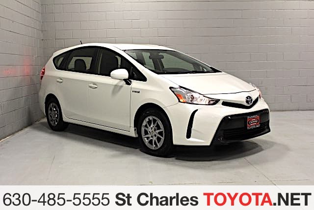 Certified Pre Owned 2016 Toyota Prius V Two
