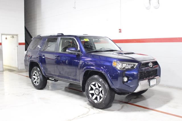 New Toyota Trd Off Road Premium Suv In Saint