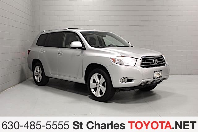 Pre Owned 2010 Toyota Highlander Limited