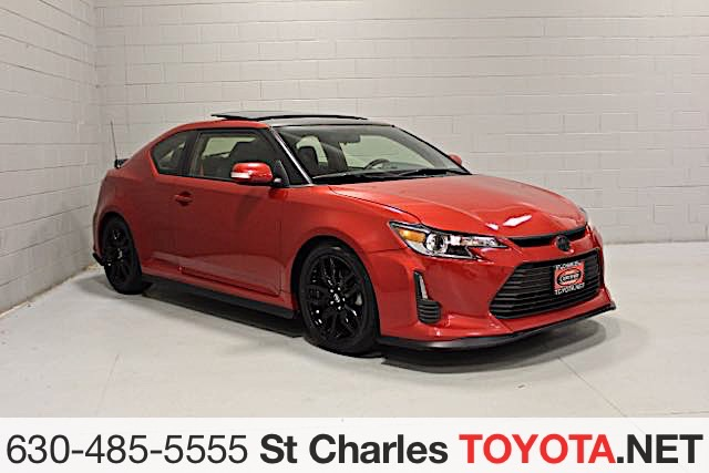 Certified Pre-Owned 2016 Scion tC 10.0