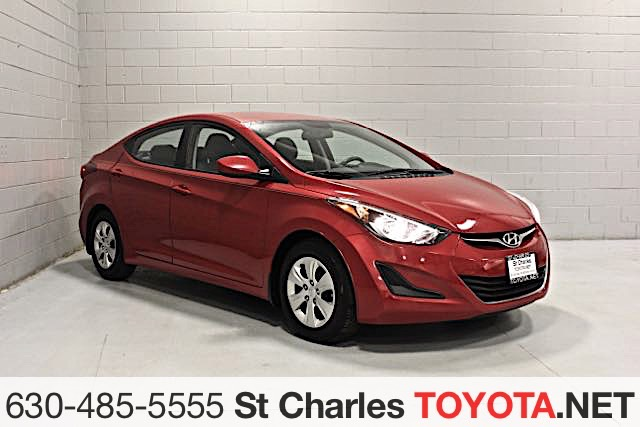 Pre-Owned 2016 Hyundai Elantra Base