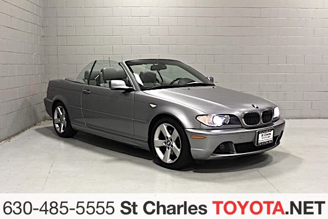 Pre-Owned 2006 BMW 325CI 355