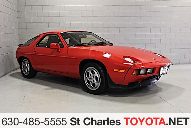 Pre-Owned 1982 Porsche 928 Base
