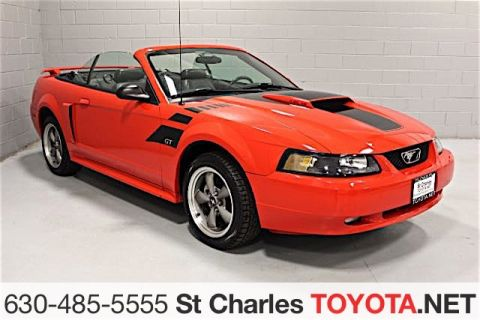 Pre-Owned 2001 Ford Mustang GT PREMIUM