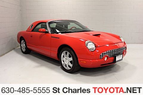 Pre-Owned 2002 Ford Thunderbird Premier
