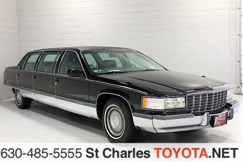 Pre-Owned 1995 CADILLAC Limousine Brougham