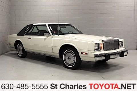 Pre-Owned 1983 Chrysler CORDOBA BASE