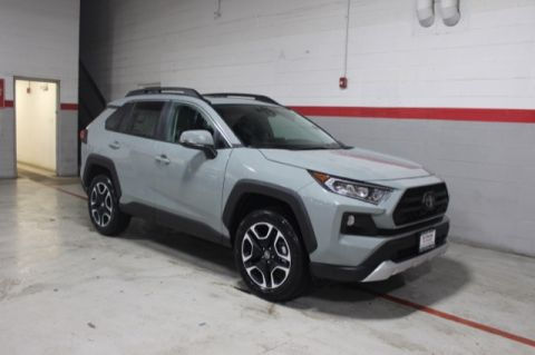 New 2020 Toyota RAV4 Adventure AWD