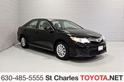 Pre-Owned 2013 Toyota Camry LE
