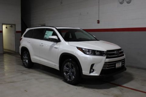 New 2019 Toyota Highlander Hybrid V6 Hybrid LIMITED PLATTINUM AWD