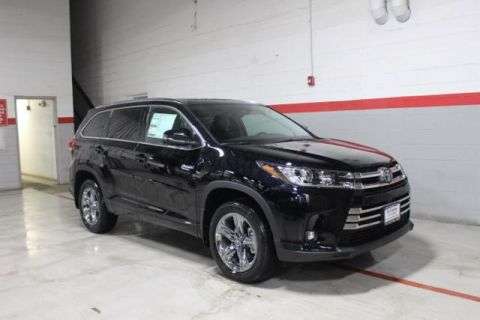 New 2019 Toyota Highlander Hybrid V6 Hybrid LIMITED PLATINUM AWD