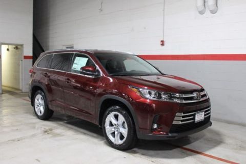 New 2019 Toyota Highlander V6 LIMITED AWD
