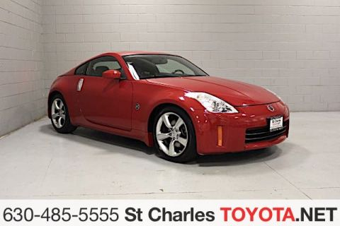 Pre-Owned 2006 Nissan 350Z TOURING