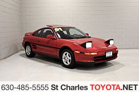 Pre-Owned 1991 Toyota MR2 Base