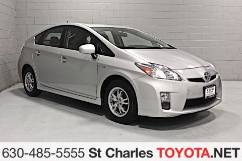 Pre-Owned 2010 Toyota Prius THREE