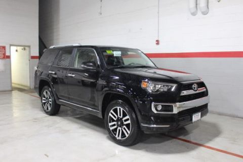 New 2019 Toyota 4Runner V6 Limited 4X4