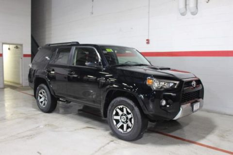 New 2019 Toyota 4Runner V6 TRD OFF-RD Premium 4X4